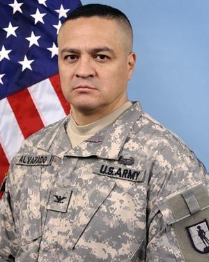 Colonel Walter Alvarado