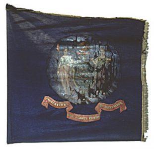 Unit Flag - 8th Battalion, NJ Volunteers (CN 128)