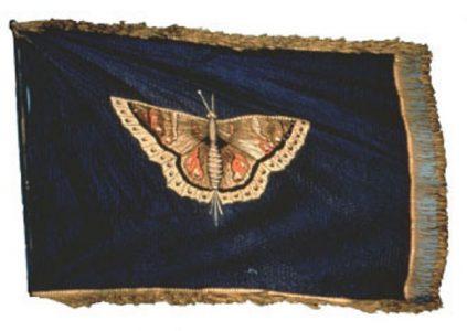 Guidon, 3rd New Jersey Cavalry Regiment (CN 8)
